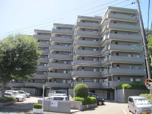 港南台コートハウス1号棟/神奈川県横浜市栄区上郷町