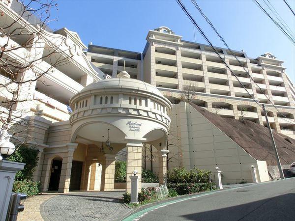 レイディアント横濱ユーロヒルズ/神奈川県横浜市南区永田台