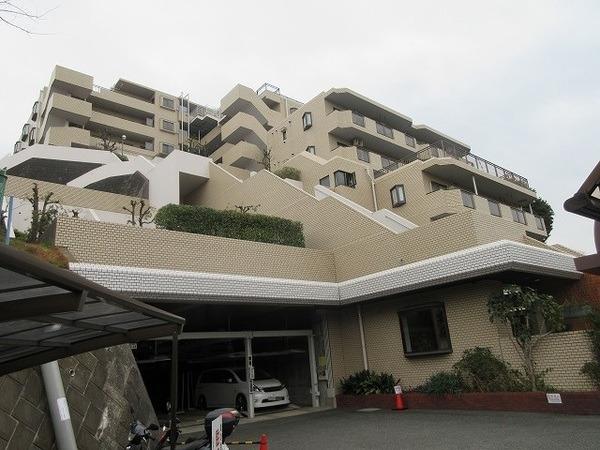 山手ガーデンハイツ/神奈川県横浜市中区西之谷町