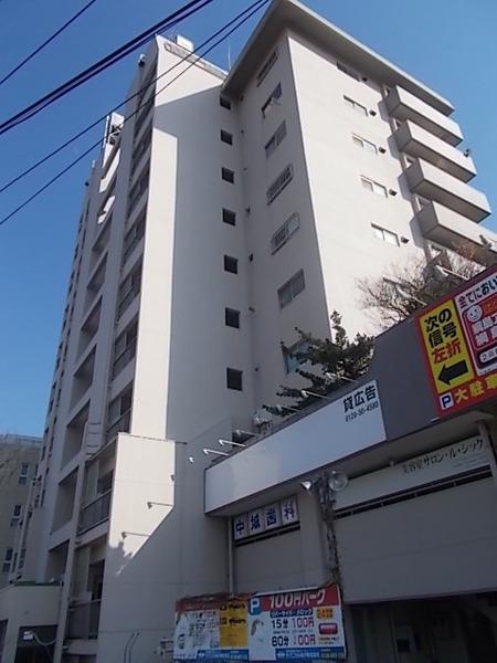 リバーサイドマンション綱島/神奈川県横浜市港北区樽町2丁目