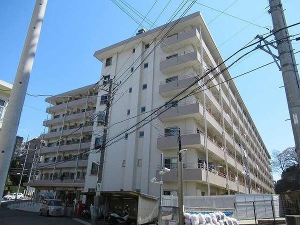 常緑ハイツ/神奈川県横浜市鶴見区鶴見2丁目