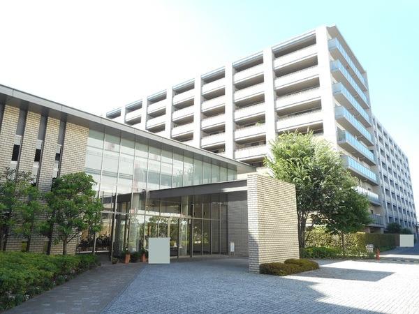 グローブスクエア/東京都稲城市矢野口2284-11