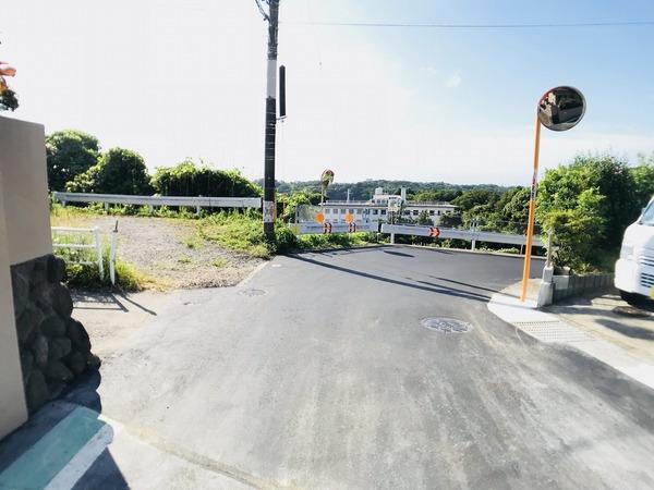 藤沢市西富 条件無売地/神奈川県藤沢市西富