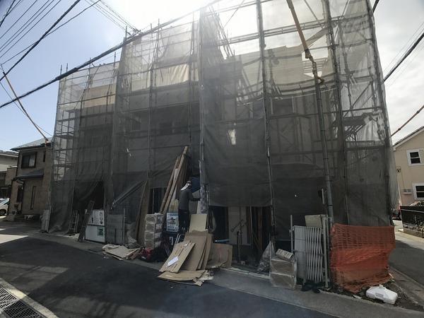 鎌倉市常盤 新築2号棟 全3棟/神奈川県鎌倉市常盤