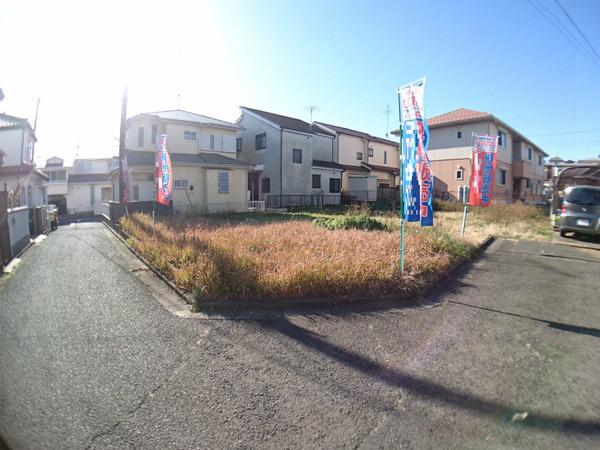 藤沢市高倉 条件無売地NO2 全2区画/神奈川県藤沢市高倉