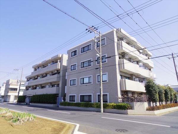 東所沢第2サニーコート/埼玉県所沢市東所沢3丁目
