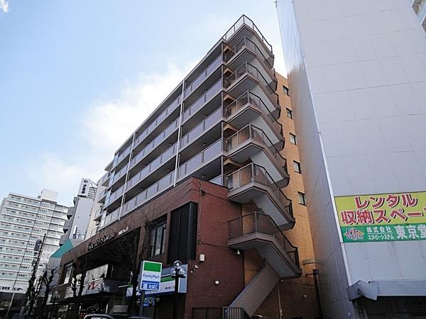 ライオンズマンション石神井公園/東京都練馬区石神井町3丁目