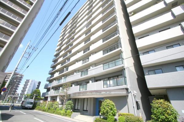 浦和常盤パーク・ホームズ/埼玉県さいたま市浦和区常盤3丁目