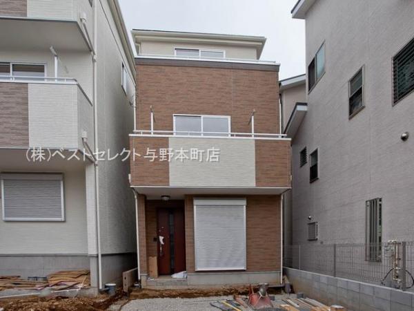 新築分譲住宅 さいたま市南区太田窪全2棟/埼玉県さいたま市南区大字太田窪