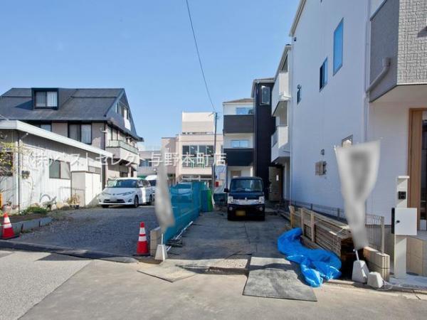 新築分譲住宅 さいたま市南区鹿手袋2期全3棟/埼玉県さいたま市南区鹿手袋6丁目