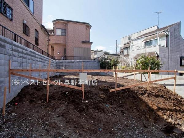 新築分譲住宅 さいたま市南区大谷口第23期/埼玉県さいたま市南区大字大谷口