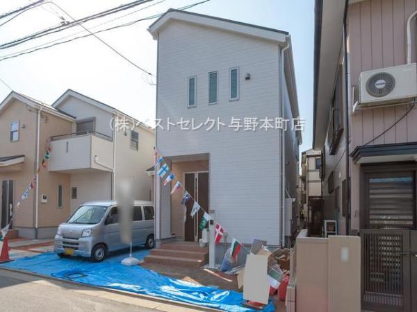 新築分譲住宅 さいたま市緑区三室第28全3棟/埼玉県さいたま市緑区大字三室