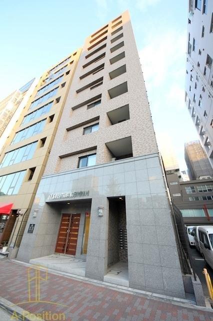 本町 徒歩8分 3階 1K 賃貸マンション