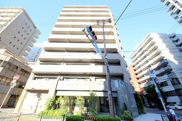 本町 徒歩12分 3階 1K 賃貸マンション