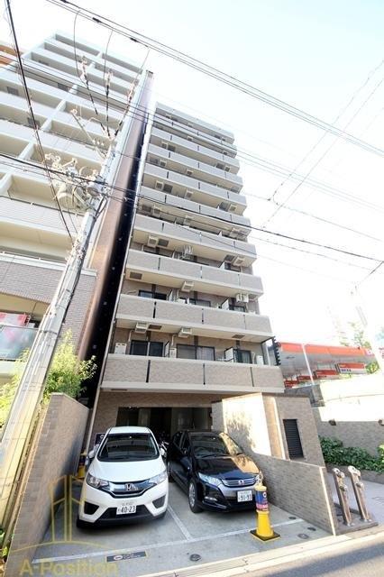 本町 徒歩5分 7階 1K 賃貸マンション