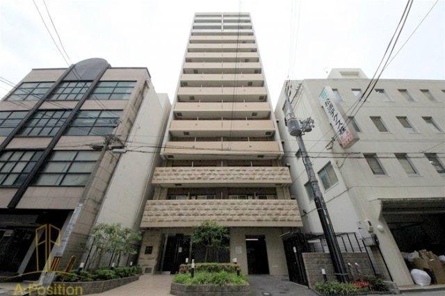 本町 徒歩4分 7階 1K 賃貸マンション