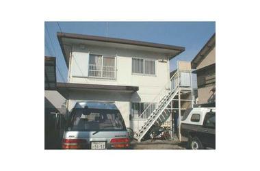 菊竹ハイツ2階1K 賃貸アパート