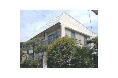 浅香荘2階2DK 賃貸アパート