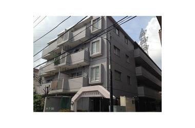 グランドハイツ日吉1階3DK 賃貸マンション
