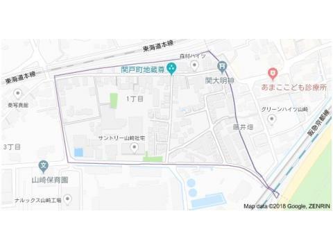 堀江ハイツ 2階 1R 賃貸アパート