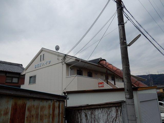 SUNハイツ 2階 1K 賃貸マンション