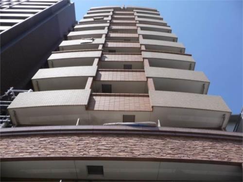 天王寺 徒歩8分 7階 1K 賃貸マンション