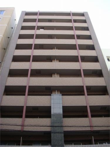 新大阪 徒歩13分 4階 1K 賃貸マンション