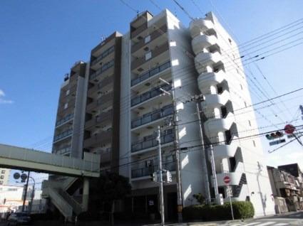 江坂 徒歩12分 6階 1K 賃貸マンション