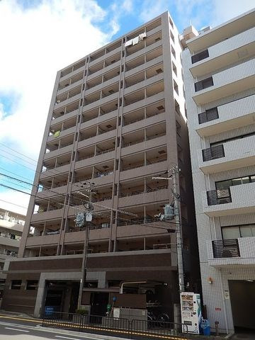 江坂 徒歩6分 4階 1K 賃貸マンション