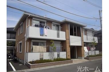 グランシャリオ 1階 2LDK 賃貸アパート