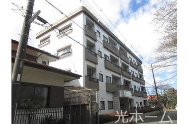 東所沢 徒歩17分 2階 4K 賃貸マンション