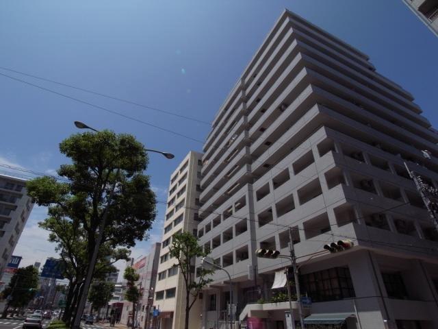 ライオンズステーションプラザ神戸 4階 1K 賃貸マンション