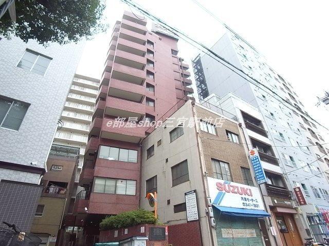 ライオンズマンション神戸元町第2 15階 1R 賃貸マンション