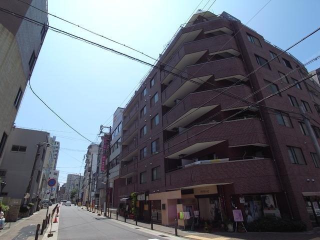ライオンズマンション神戸 3階 1R 賃貸マンション