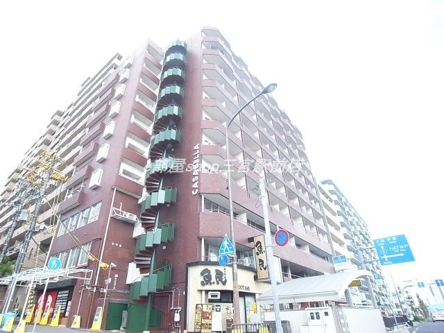 カサベラエステ三宮 10階 1K 賃貸マンション