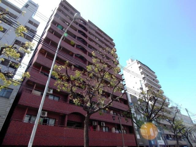 ライオンズマンション神戸元町 8階 1R 賃貸マンション