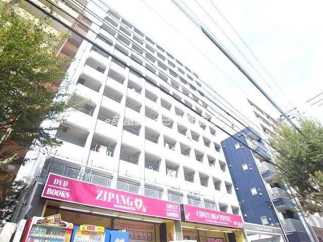GSハイム元町 4階 1R 賃貸マンション