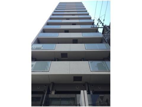 堺筋本町 徒歩4分11階1K 賃貸マンション