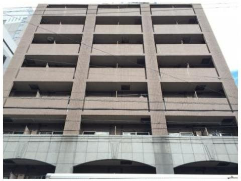 堺筋本町 徒歩10分6階1K 賃貸マンション