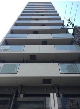 堺筋本町 徒歩6分13階1K 賃貸マンション