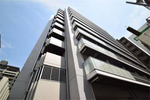 堺筋本町 徒歩5分4階1K 賃貸マンション