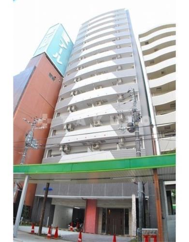 堺筋本町 徒歩5分11階1K 賃貸マンション