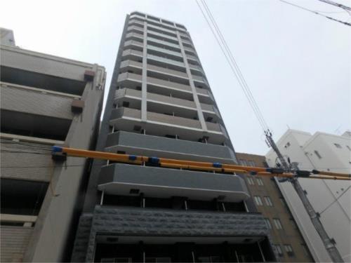 堺筋本町 徒歩3分9階1K 賃貸マンション