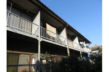 第三末中荘 2階 1K 賃貸アパート