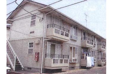 北上尾 徒歩20分2階2DK 賃貸アパート