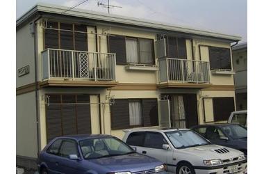 丸山 徒歩14分 2階 2DK 賃貸アパート