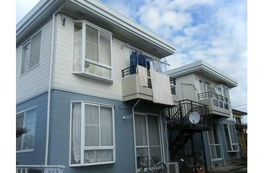上尾 バス15分 停歩2分2階3DK 賃貸アパート
