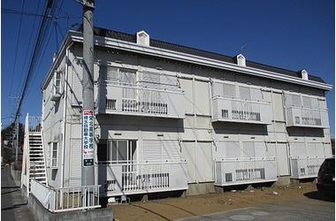 上尾 バス6分 停歩1分1階2DK 賃貸アパート