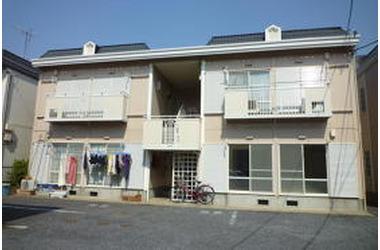 上尾 徒歩27分2階3DK 賃貸アパート
