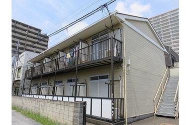 上尾 徒歩3分1階1K 賃貸アパート